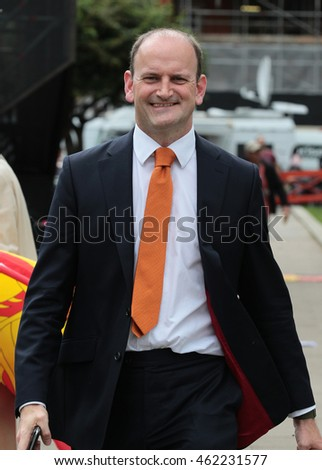 London - Jun 27, 2016: Douglas Carswell seen at College Green,  Westminster on Jun 27, 2016 in London