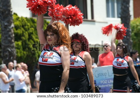 California cheerleader lesbian video Chancellery