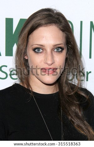 "LOS ANGELES - AUG 27:  Carly Chaikin at the ""Break Point"" Special Screening at the TCL Chinese 6 Theaters on August 27, 2015 in Los Angeles, CA"