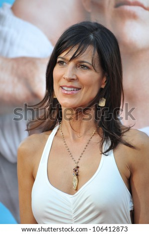 LOS ANGELES, CA - AUGUST 1, 2011: Perrey Reeves at the world premiere of The Change-Up at the Regency Village Theatre, Westwood. August 1, 2011  Los Angeles, CA