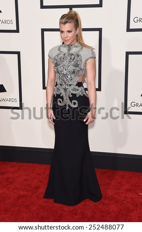 LOS ANGELES - FEB 08:  Kimberly Perry arrives to the Grammy Awards 2015  on February 8, 2015 in Los Angeles, CA
