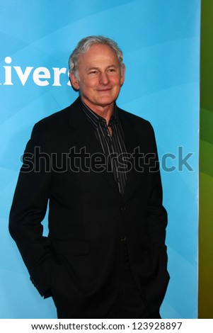 LOS ANGELES - JAN 6:  Victor Garber attends the NBCUniversal 2013 TCA Winter Press Tour at Langham Huntington Hotel on January 6, 2013 in Pasadena, CA