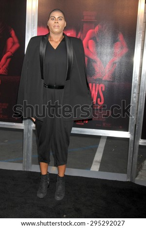 "LOS ANGELES - JUL 7:  EJ Johnson at the ""The Gallows"" Premiere at the Hollywood High School on July 7, 2015 in Los Angeles, CA"