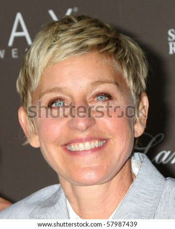 LOS ANGELES - JUL 22:  Ellen DeGeneres arrives at the Neil Lane Bridal Collection Debut at Drai's at The W Hollywood Rooftop on July22, 2010 in Los Angeles, CA ....