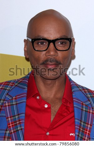 LOS ANGELES - JUN 20:  RuPaul, aka Rupaul Andre Charles arrives at the 1st Annual Critics' Choice Television Awards at Beverly Hills Hotel on June 20, 2004 in Beverly Hills, CA