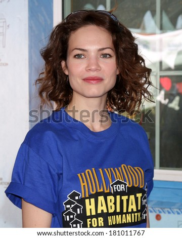 LOS ANGELES - MAR 8: Rebecca Herbst at the 5th Annual General Hospital