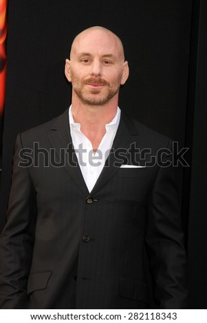 "LOS ANGELES - MAY 26:  Matt Gerald at the ""San Andreas"" World Premiere at the TCL Chinese Theater IMAX on May 26, 2015 in Los Angeles, CA"