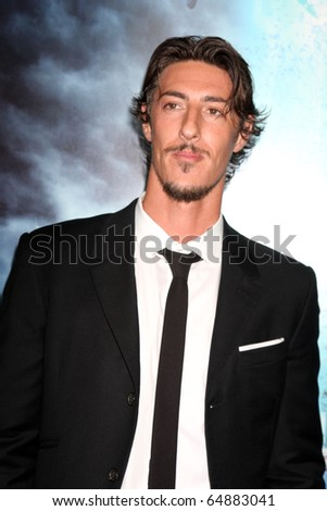 "LOS ANGELES - NOV 9:  Eric Balfour arrives at the ""Skyline"" World Premiere at Regal Theaters at LA Live on November 9, 2010 in Los Angeles, CA"