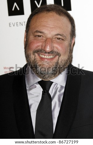 LOS ANGELES - OCT 14:  Joel Silver arriving at the 25th American Cinematheque Award Honoring Robert Downey Jr. at the Beverly Hilton Hotel on October 14, 2011 in Beverly Hills, CA