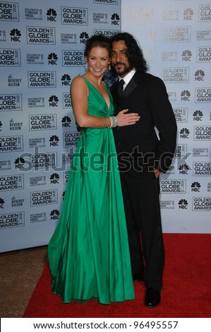 Naveen Andrews Wife Lost stars naveen andrews