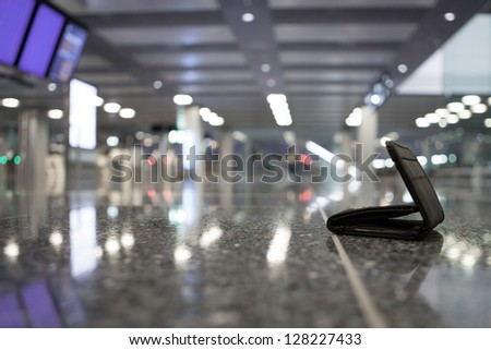 Lost Wallet at the airport