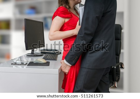 Office dating supervisor
