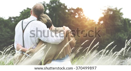 Love Togetherness Couple Passion Relationship Concept