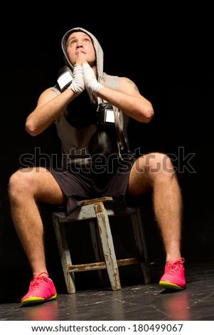 Woman Dominates Man Lash Stock Photo 98007842 Shutterstock