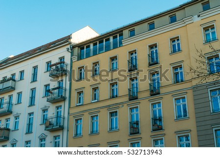 Modern Apartment Building Stock Photo 266806526 Shutterstock