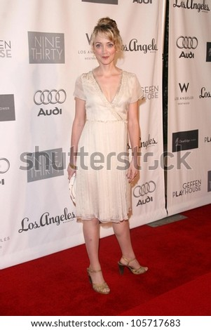 Lucy Davenport at the Annual Backstage At The Geffen Gala. Geffen Playhouse, Los Angeles, CA. 03-09-09
