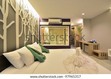 luxury bedroom interior design for modern life style