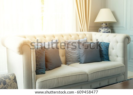 light gray l shape sofa set stock photo 424929220 - shutterstock