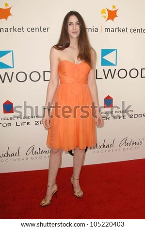 Madeline Zima  at Fashion For Life 2009 Benefit for Friendly House. California Market Center, Los Angeles, CA. 05-17-09