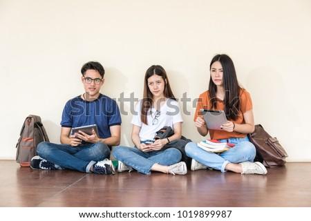 Classmates Naughty Asian Teen Gets