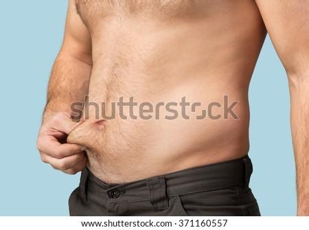 naked brunette tied up