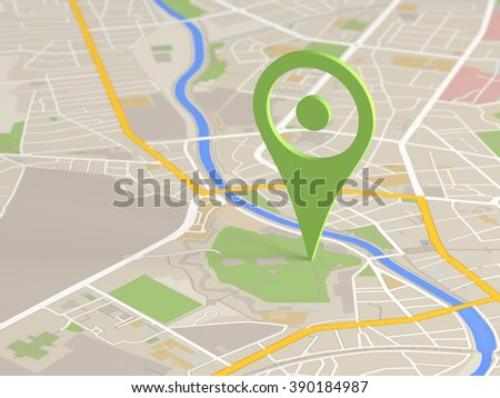 map locator icon