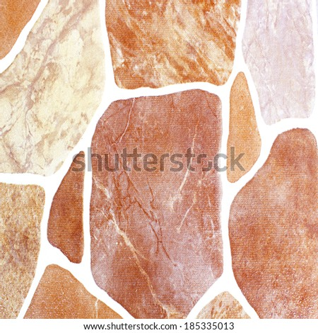 marble-stone mosaic texture