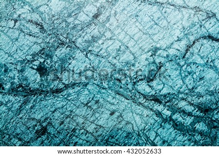 Marble texture blue, green color and grunge texture for design background, abstract or other your content, web template, mock up.
