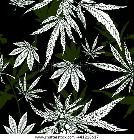 weed leaf template - hand holding single marijuana leaf isolated stock photo