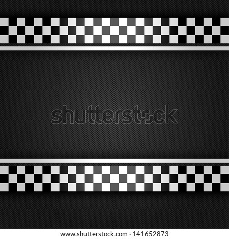 Metallic gray sheet. Vector version (eps) also available in gallery