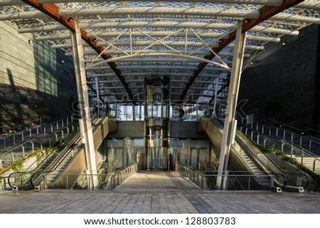 Largescale warehouse japan stock photo 326959433 - Milano porta garibaldi station ...