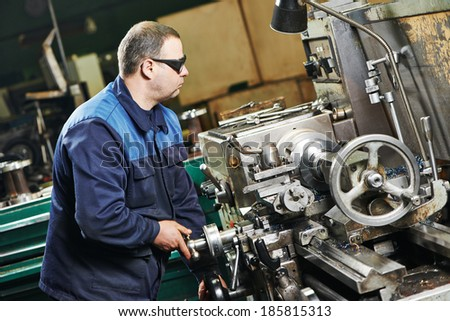 milling machine operators