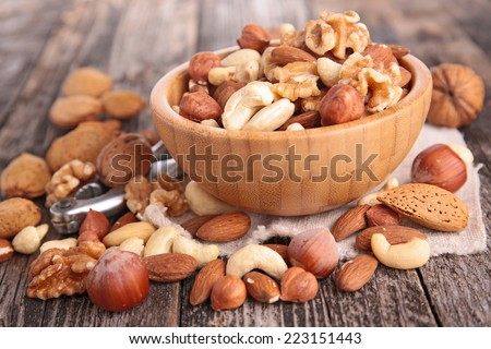 mix nuts