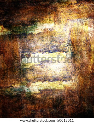 Mixed material abstract grunge texture.Checkout my gallery for hundreds more!