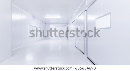 modern clean interior science laboratory background with lighting in monotone color & Modern Interior Science Laboratory Lighting Gateway Stock Photo ... azcodes.com