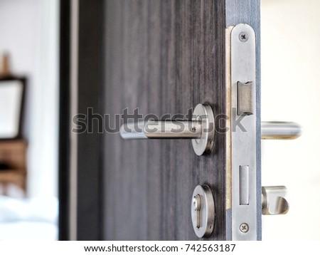 Key Door Lock Stock Photo 294876440 - Shutterstock
