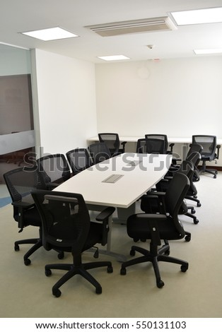 Modern Office boardroom exclusive design.