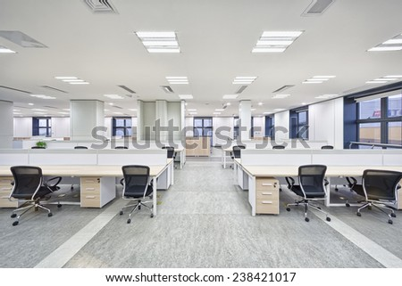 Empty road front building entrance stock photo 274522040 for Ultra modern office building design