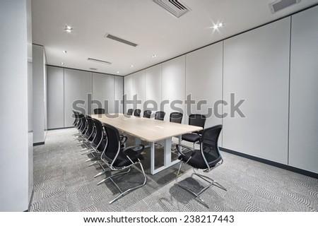 office meeting room. modern office meeting room interior l