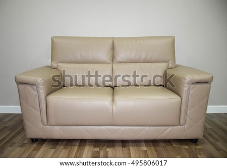 modern sofa in your modern living room