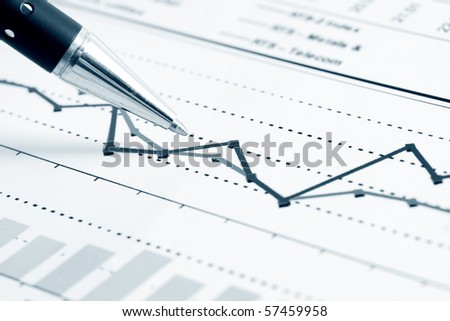 Budget graph Stock Photos, Illustrations, and Vector Art