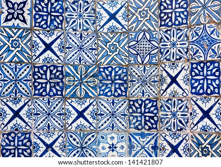 Gallery For > Moroccan Tile Wallpaper