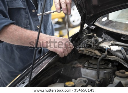 Engine stock photo 216547252 shutterstock for Motor vehicle body repair