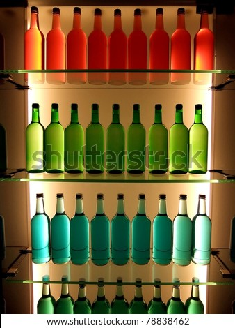 Bottles Bar Stock Photo 490221994 Shutterstock