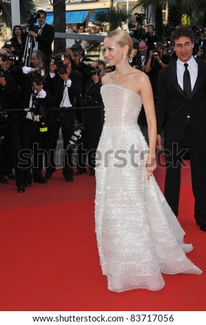 "Naomi Watts at premiere for her movie ""Fair Game"" which is in competition at the 63rd Festival de Cannes. May 20, 2010  Cannes, France Picture: Paul Smith / Featureflash"