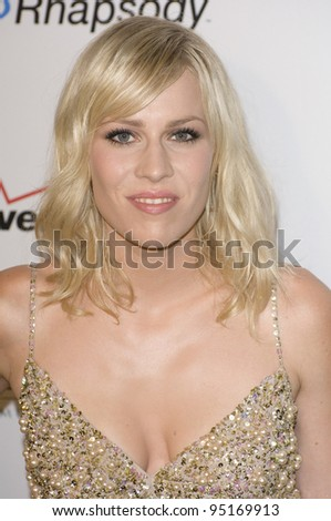 NATASHA BEDINGFIELD at the Clive Davis pre-Grammy Party at the Beverly Hilton Hotel. February 11, 2007  Beverly Hills, CA Picture: Paul Smith / Featureflash