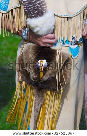 Native American Regalia