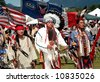 Native Indian Pow Wow - stock photo