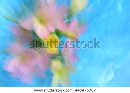 Natural multi-colored abstract background