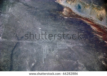 Nasca Geoglyphs